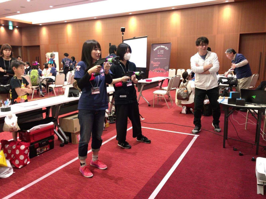 DojoCon Japan 2017で楽しむ図